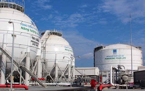 Gas có thể lưu trữ và vận chuyển trong các dụng cụ kim loại