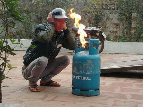 Lừa đảo trong kinh doanh gas