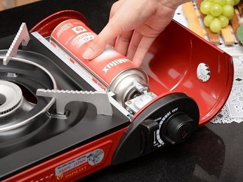 Sự cổ ở bếp gas mini và cách khắc phục