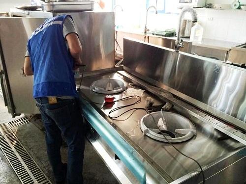 Xử lý lỗi ở bếp gas công nghiệp